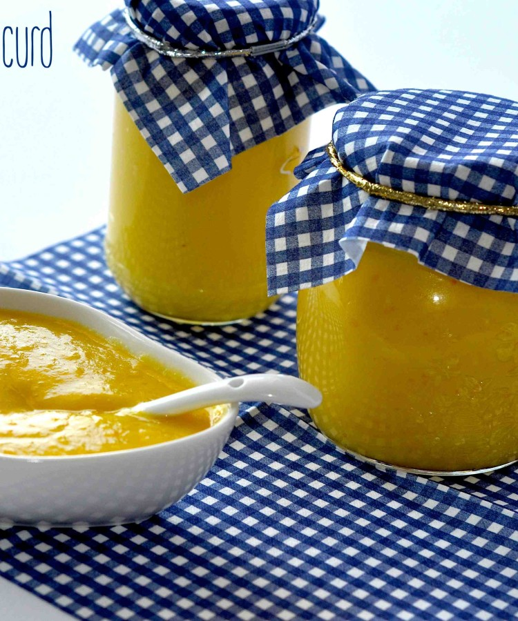 LEMON AND ORANGE CURD