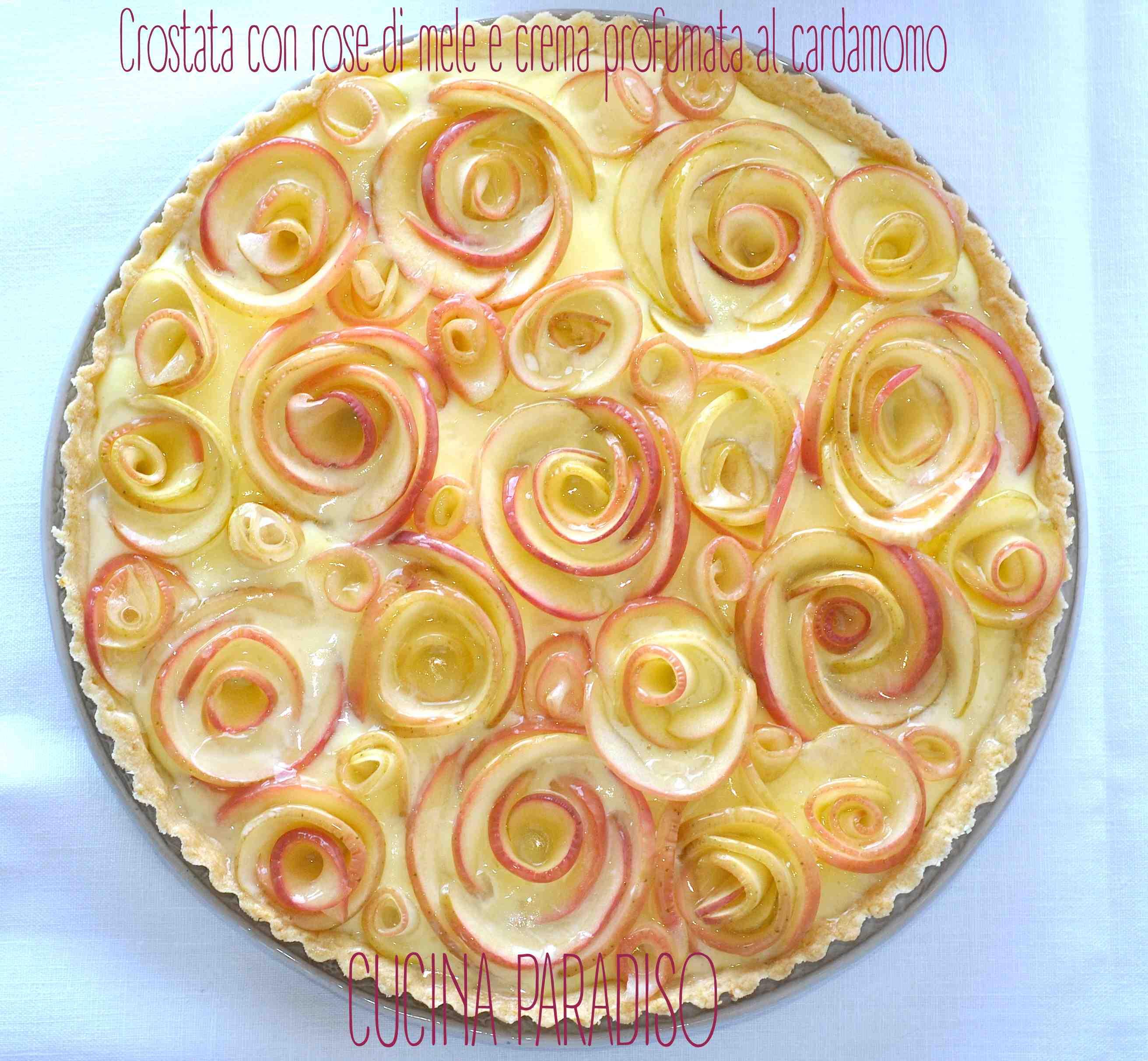 TORTA ROSE MELE3