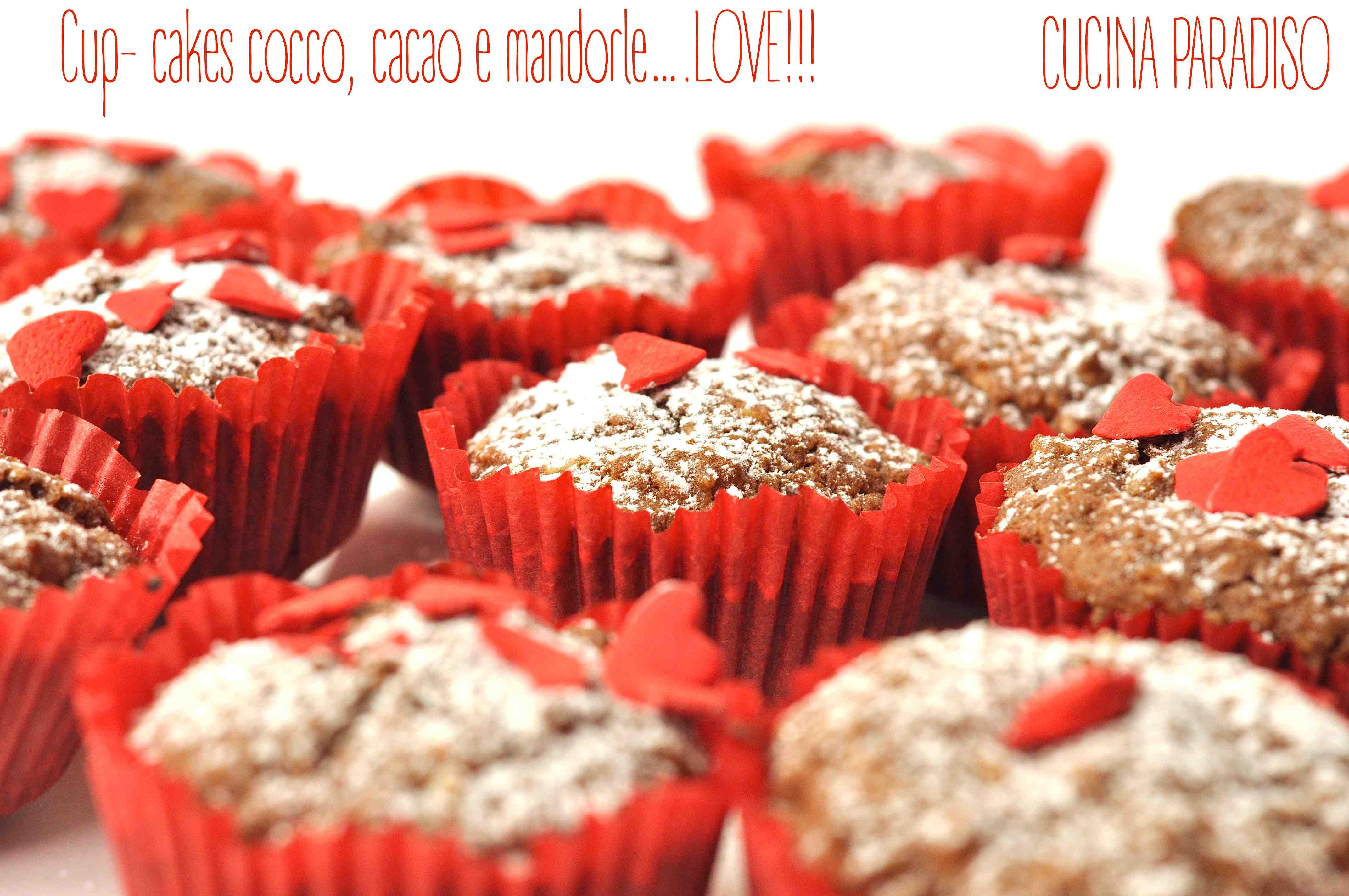 cupcake cocco cacao mandorle3