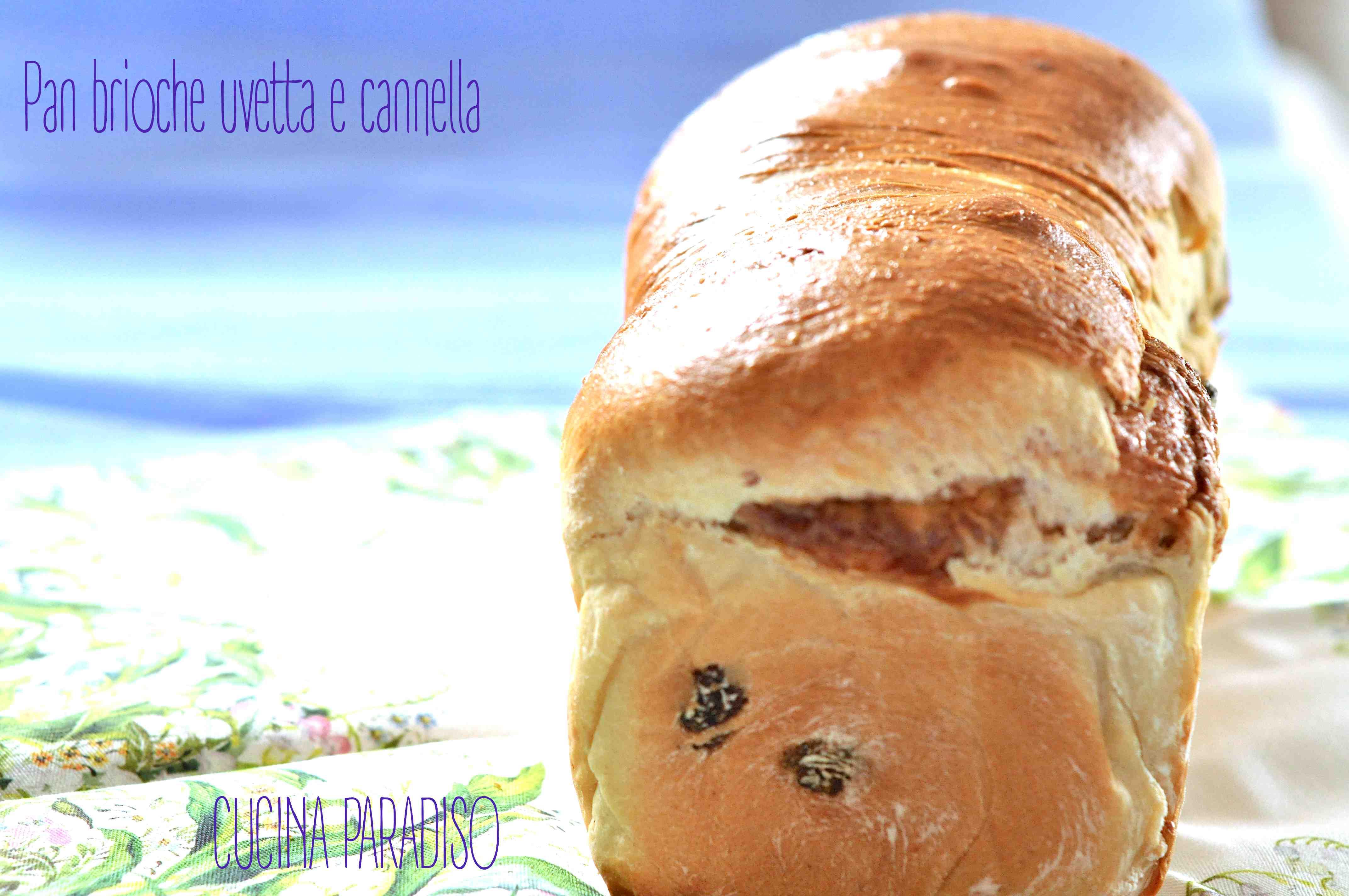 Pan brioche uvetta e cannella2