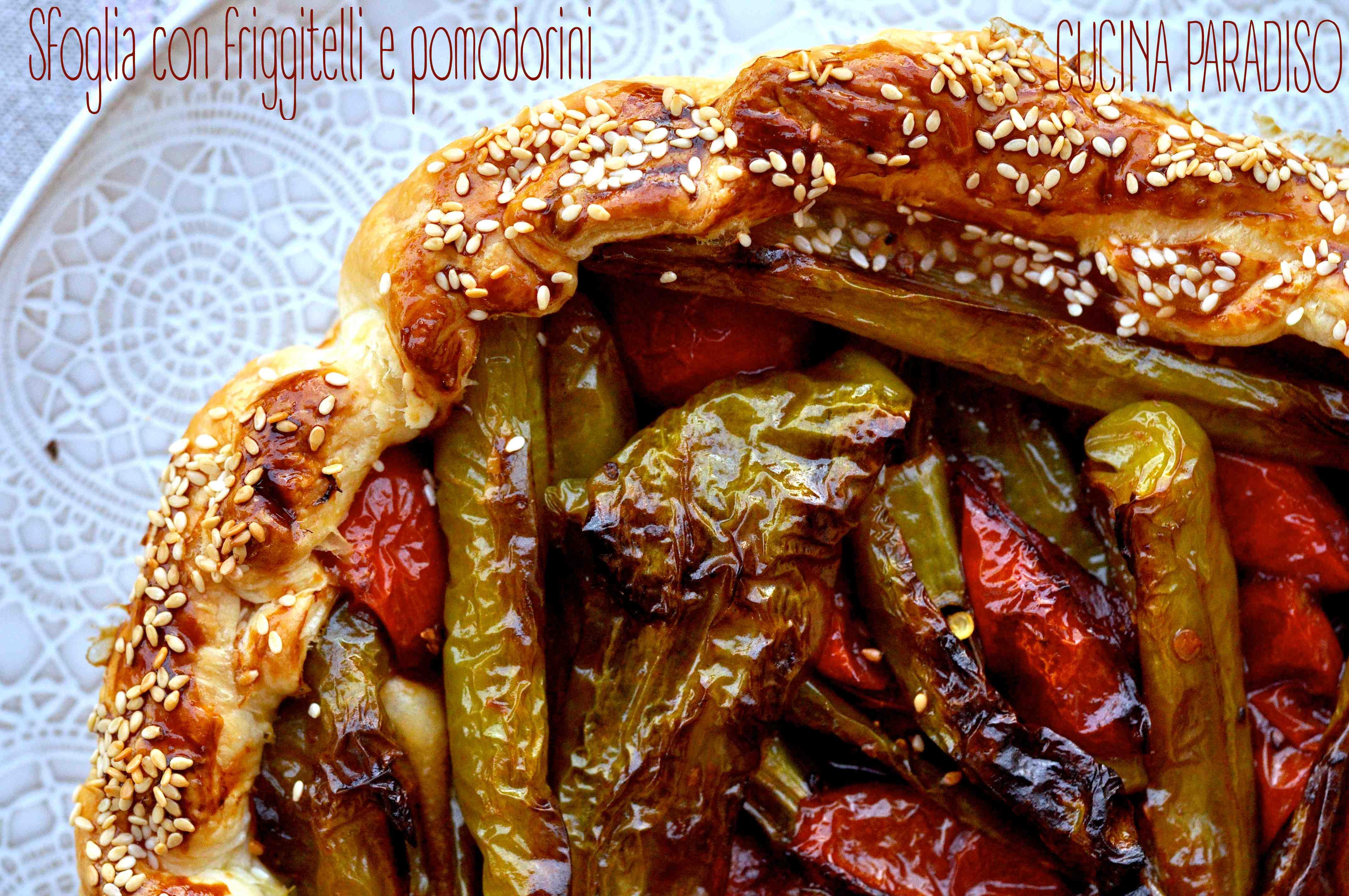 Sfoglia con friggitelli e pomodorini2