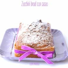 Zucchini bread con cacao4