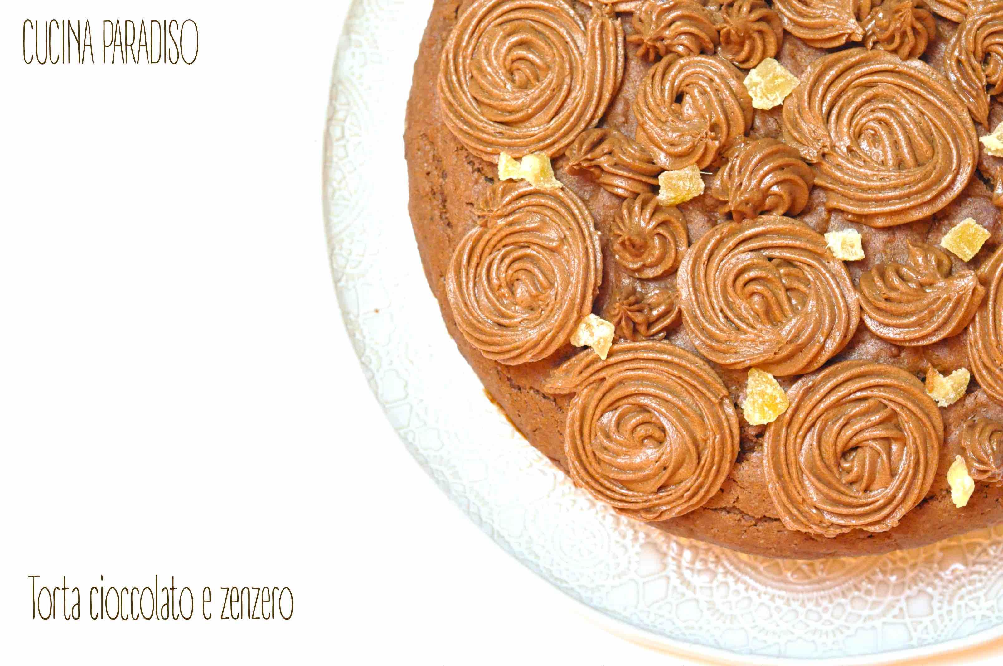 Torta cioccolato e zenzero2