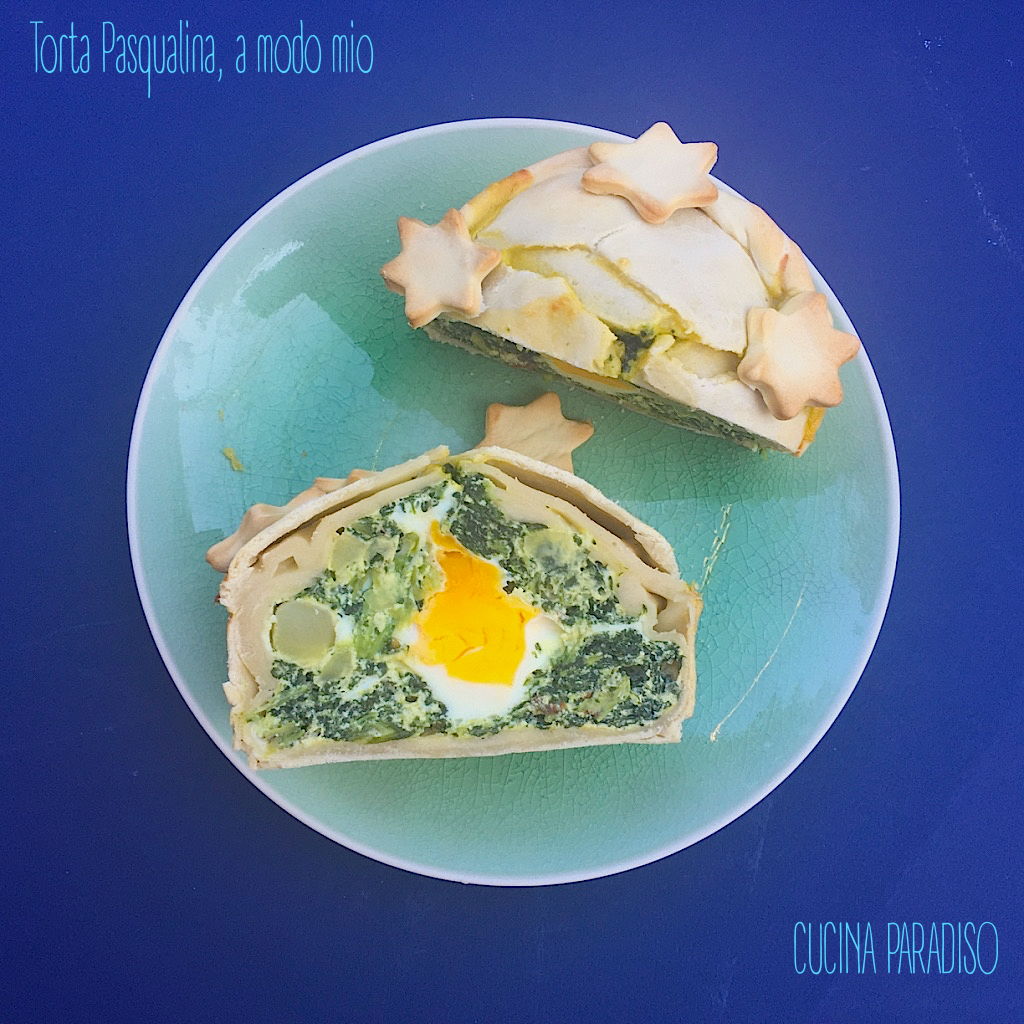 Torta Pasqualina, a modo mio2