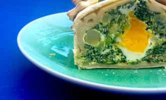 Torta Pasqualina, a modo mio3
