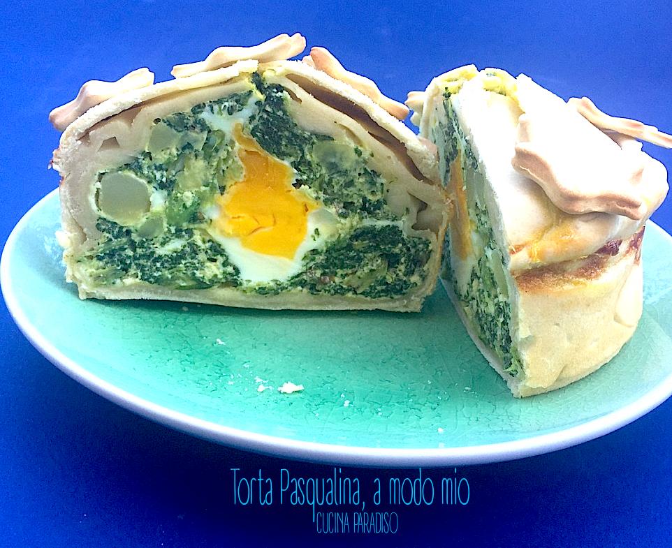 Torta Pasqualina, a modo mio4