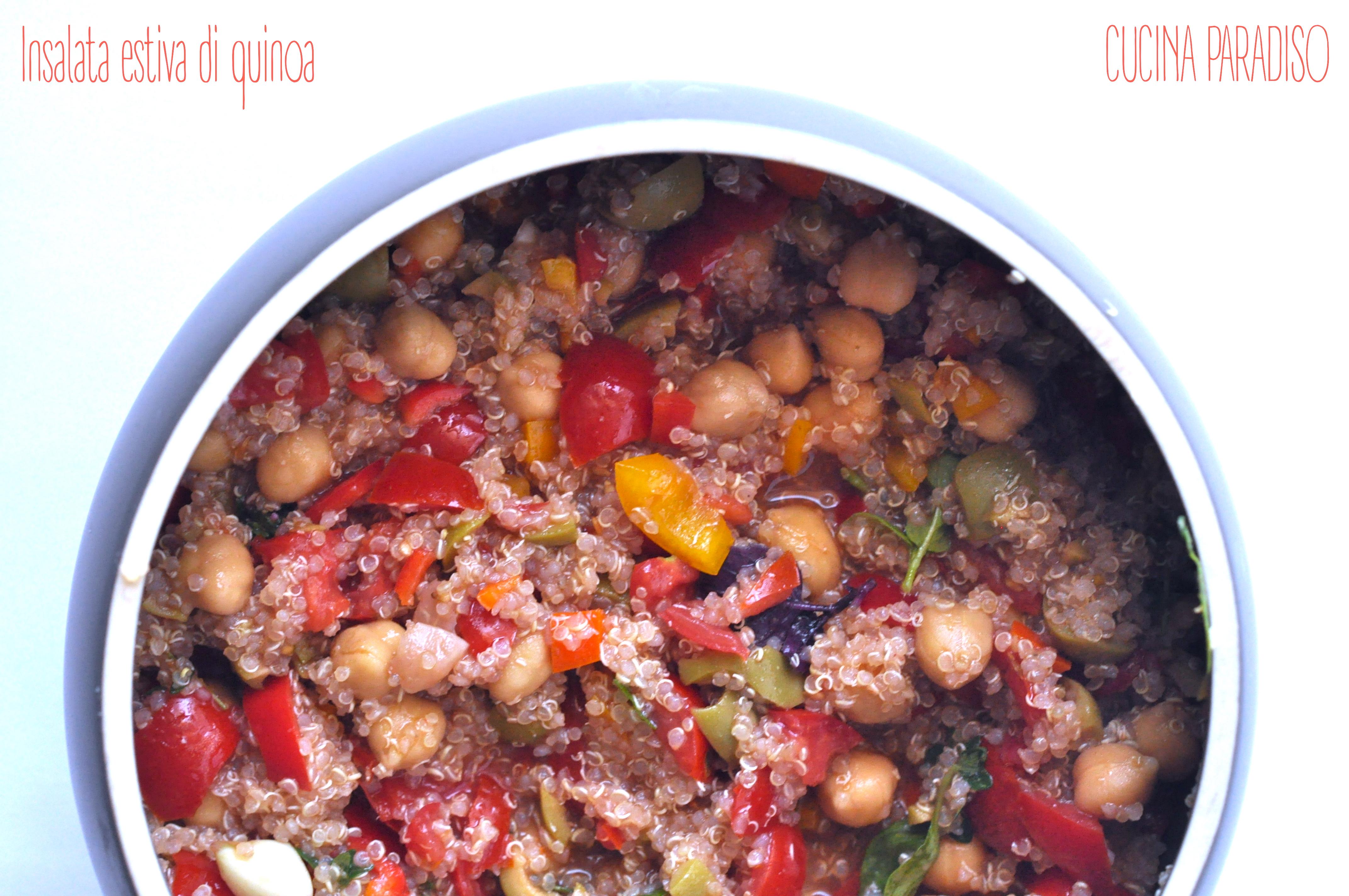 Insalata estiva di quinoa2