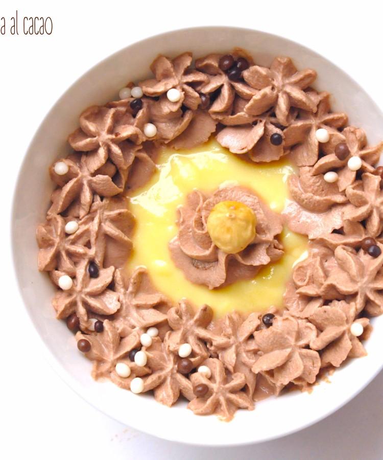 crema-alla-nocciola-e-panna-al-cacao