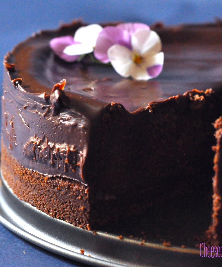 Cheesecake al cioccolato2