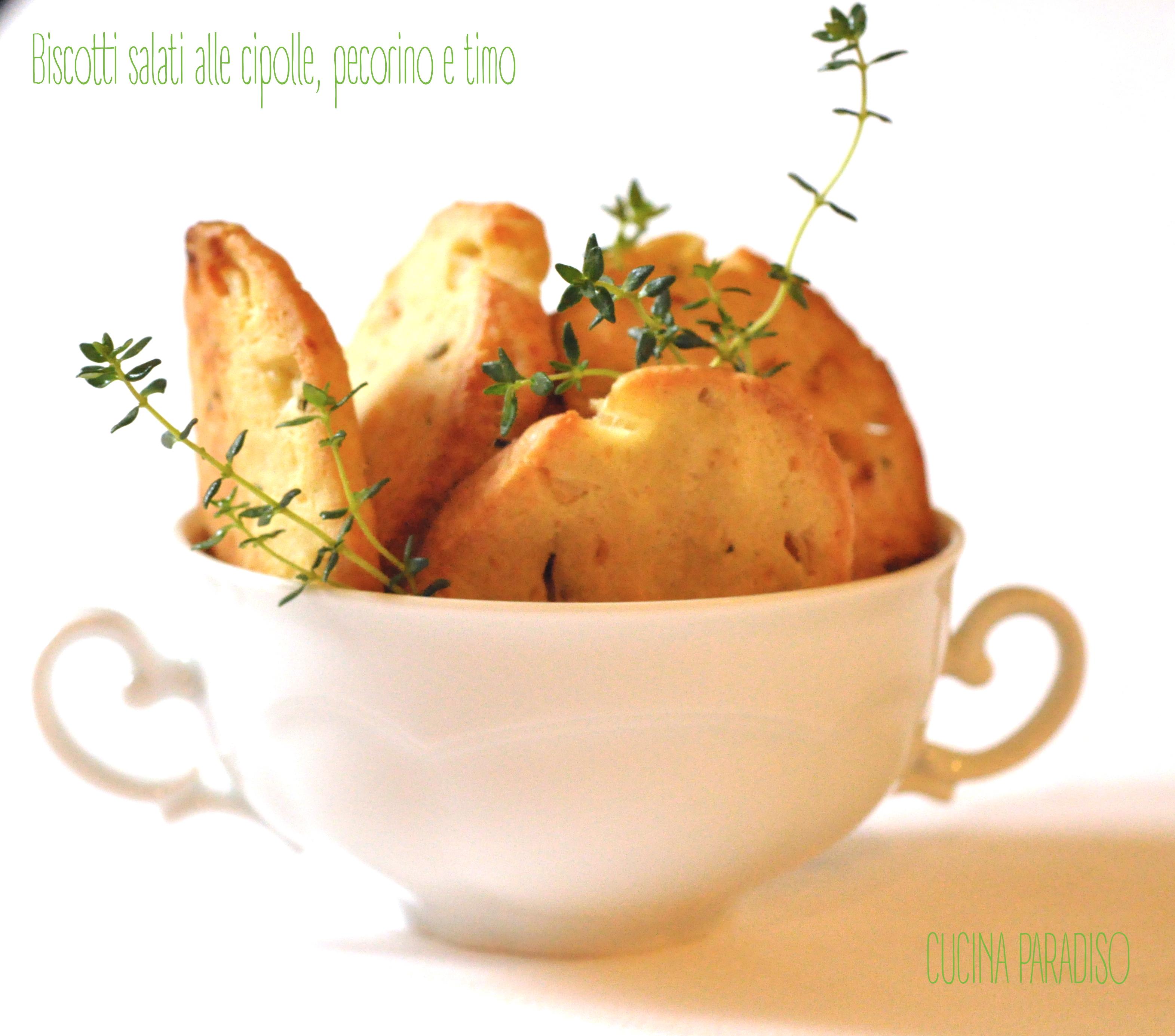 Biscotti salati alle cipolle, pecorino e timo2