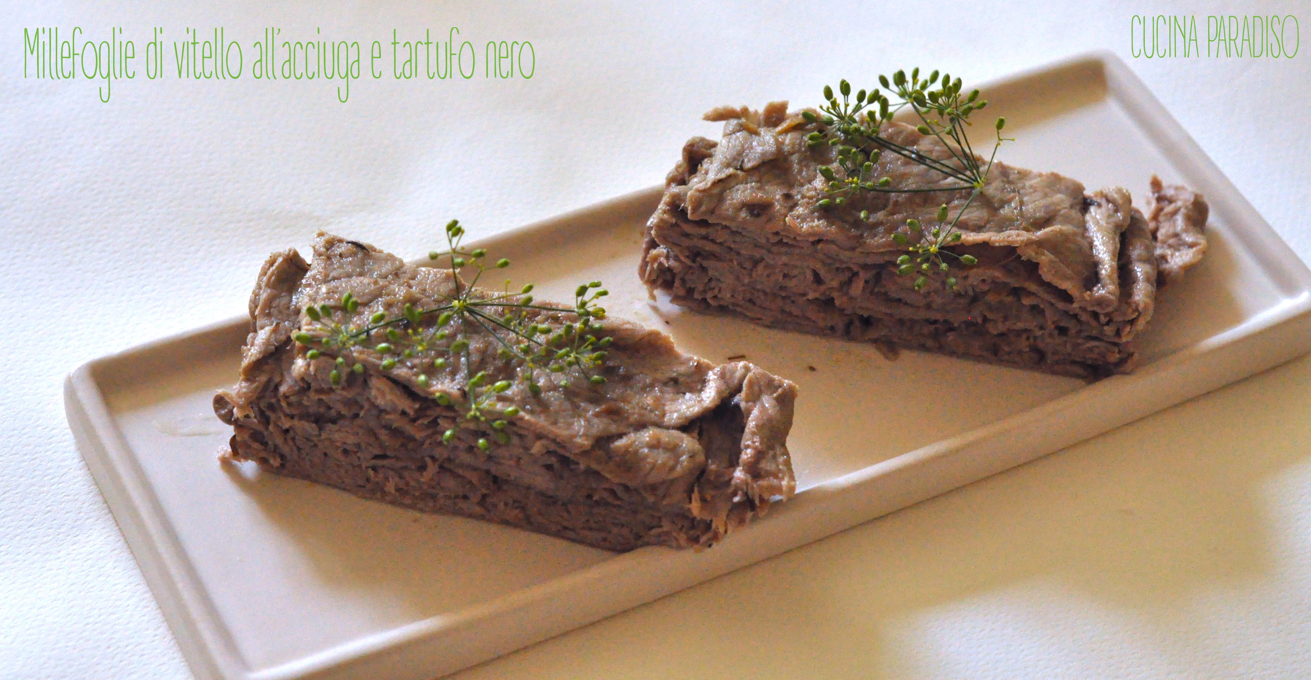 Millefoglie di vitello all'acciuga e tartufo nero2