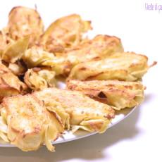 Girelle di pane carasau al gorgonzola4