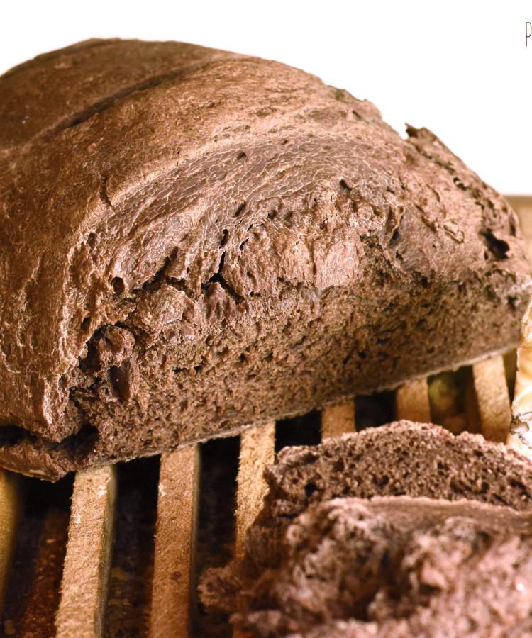Pane al lievito madre e cacao amaro2