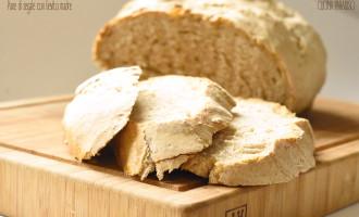 Pane di segale con lievito madre