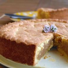 jablecznic- torta di mele polacca7